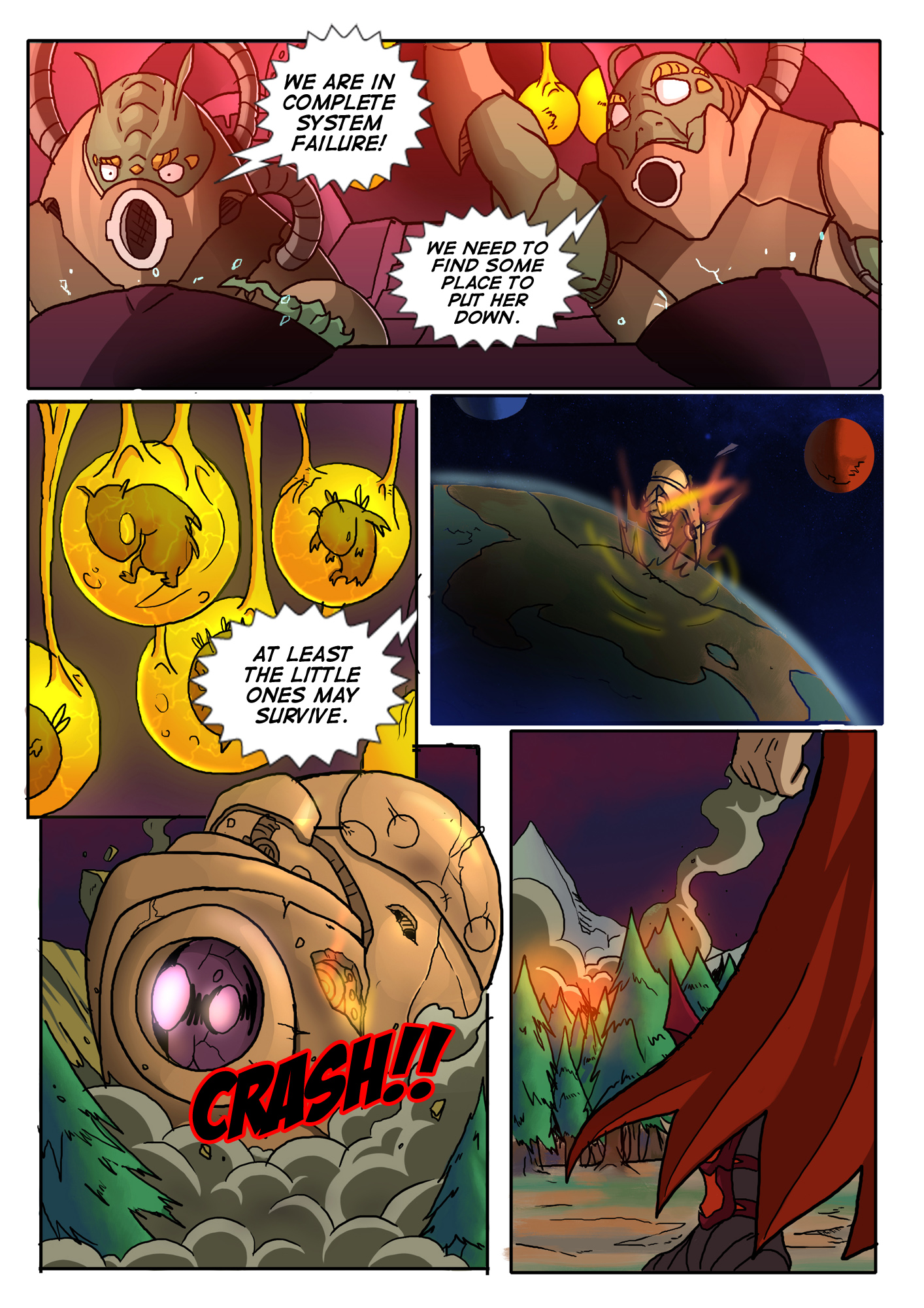 Prologue to A Song of Heroes – Page 2