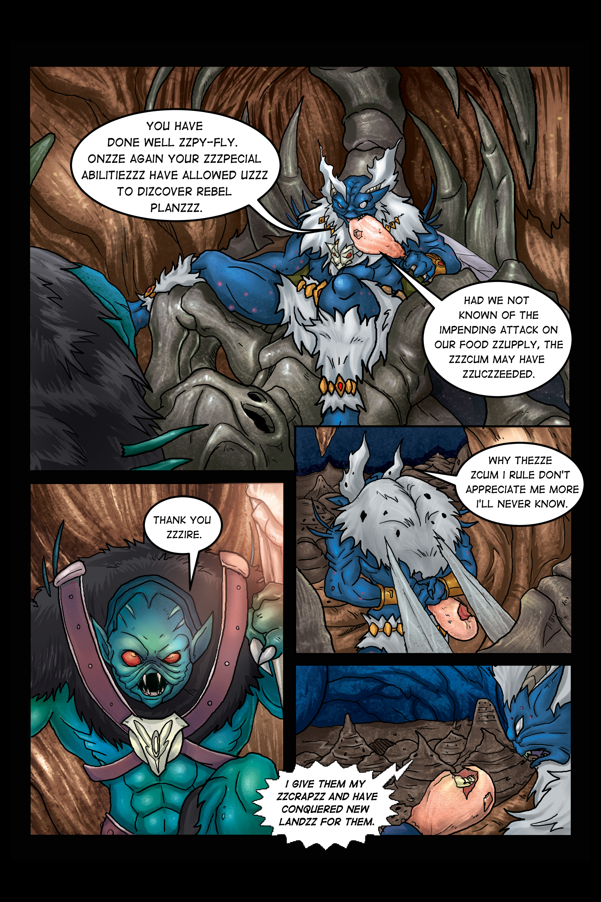 A Song of Heroes – Issue 1 – Page 10