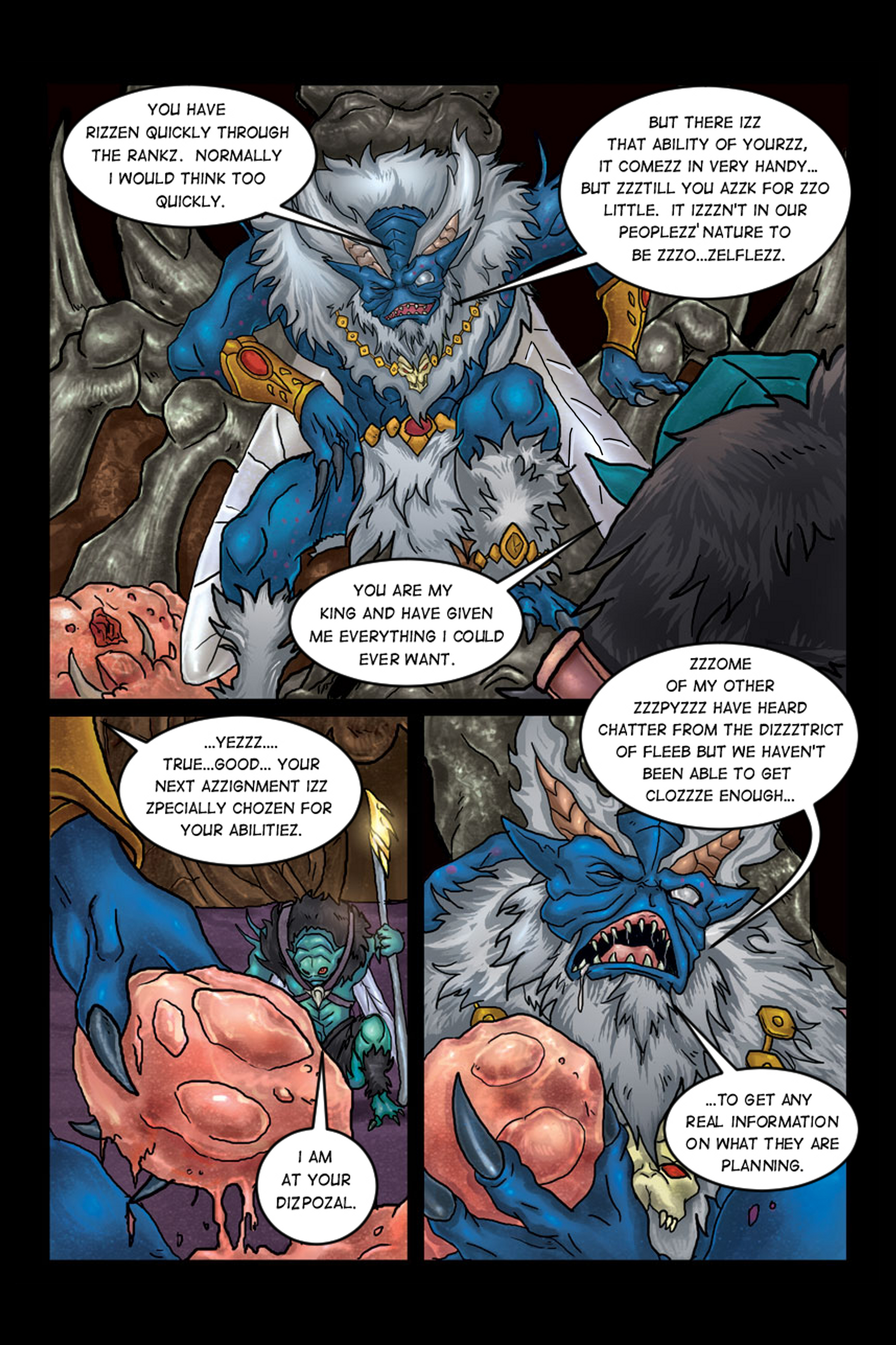 A Song of Heroes – Issue 1 – Page 12