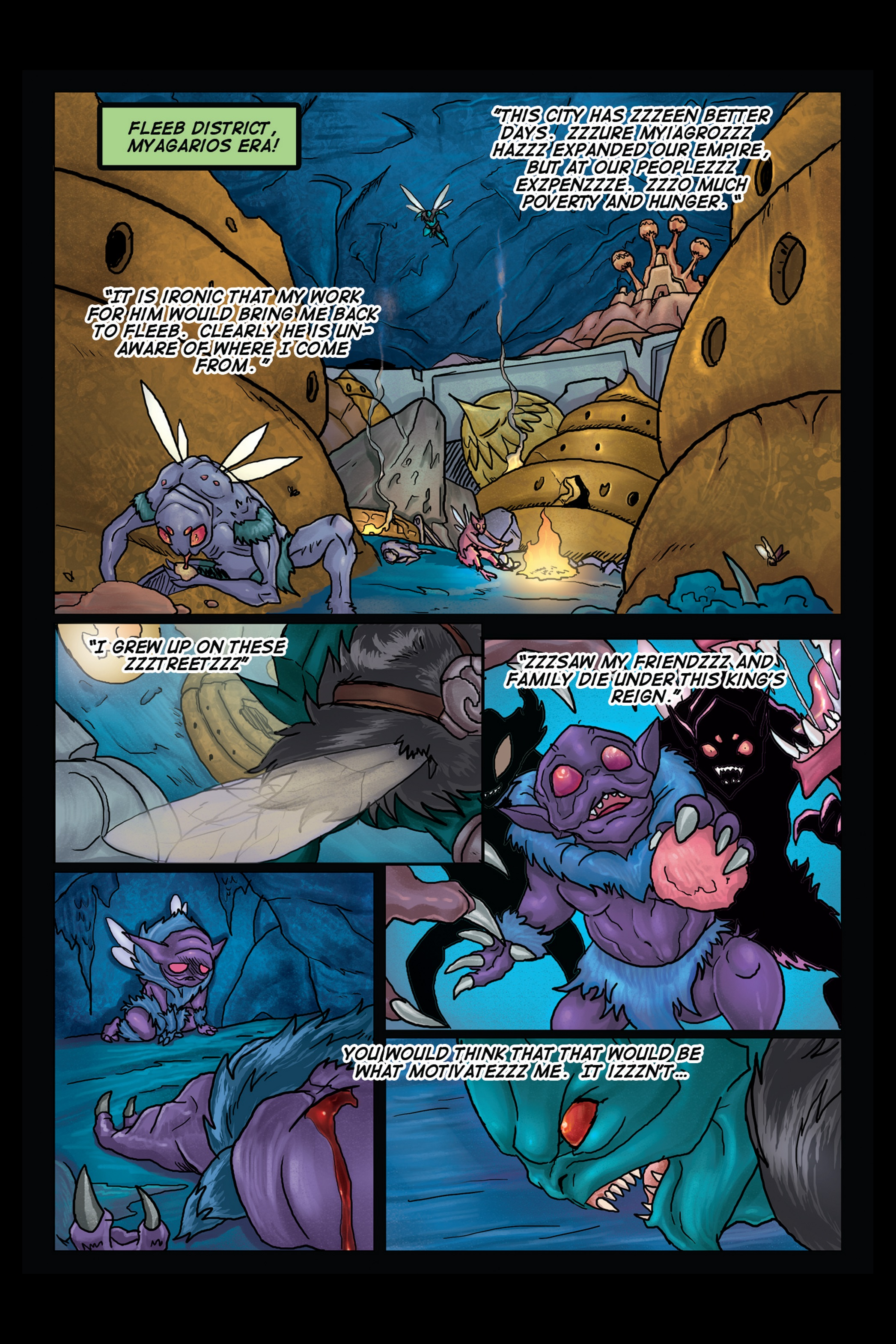 A Song of Heroes – Issue 1 – Page 23