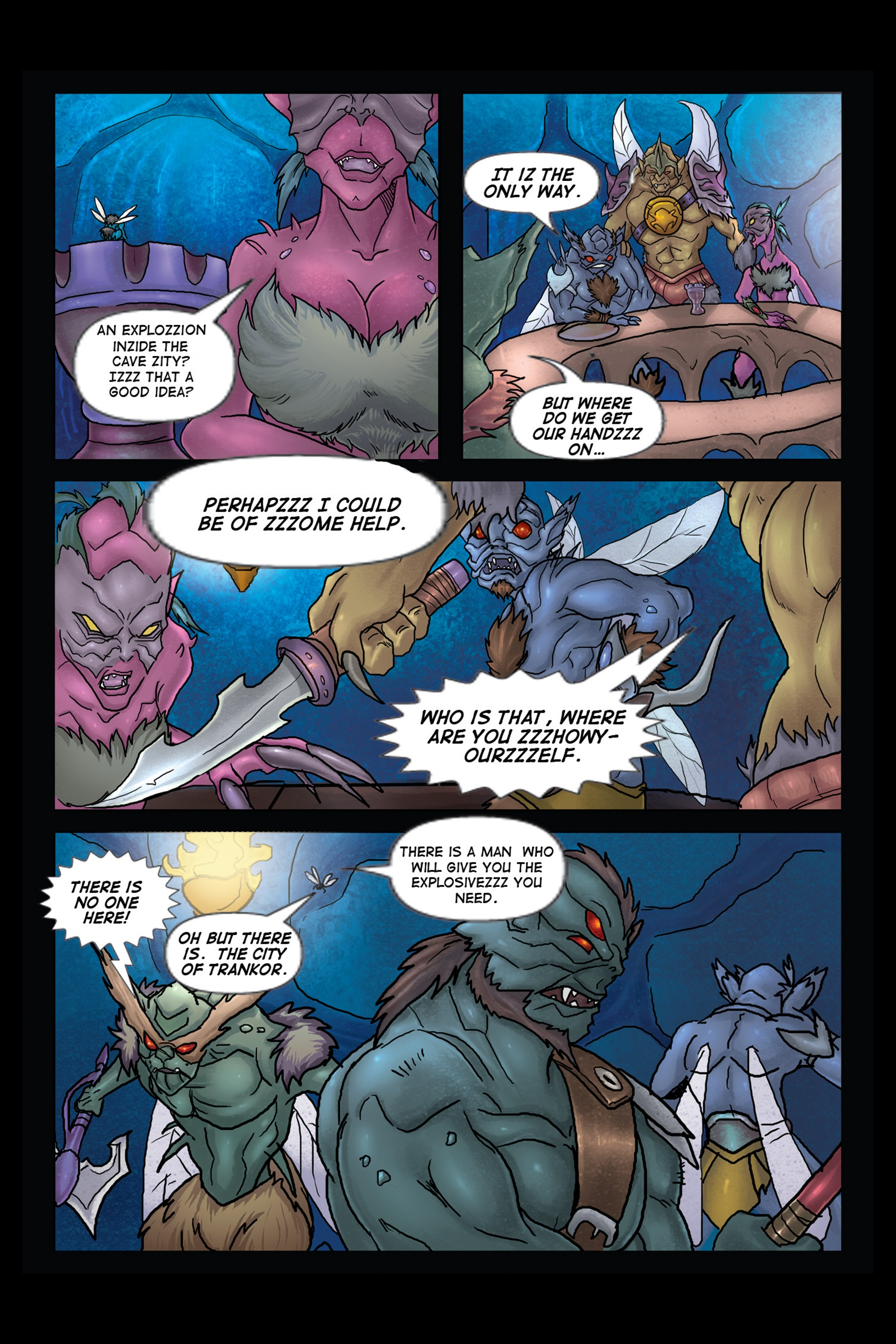 A Song of Heroes – Issue 1 – Page 25