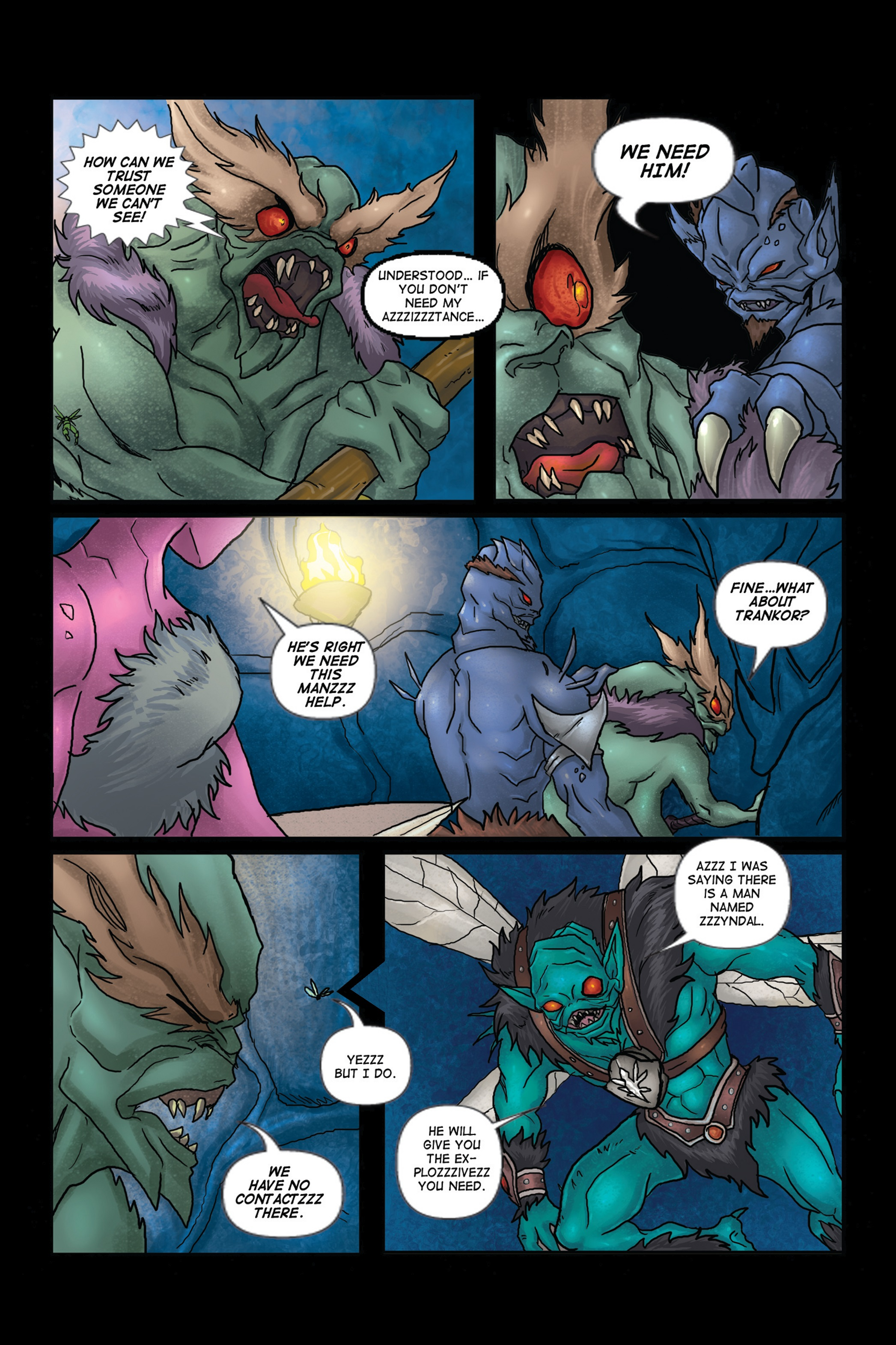 A Song of Heroes – Issue 1 – Page 26