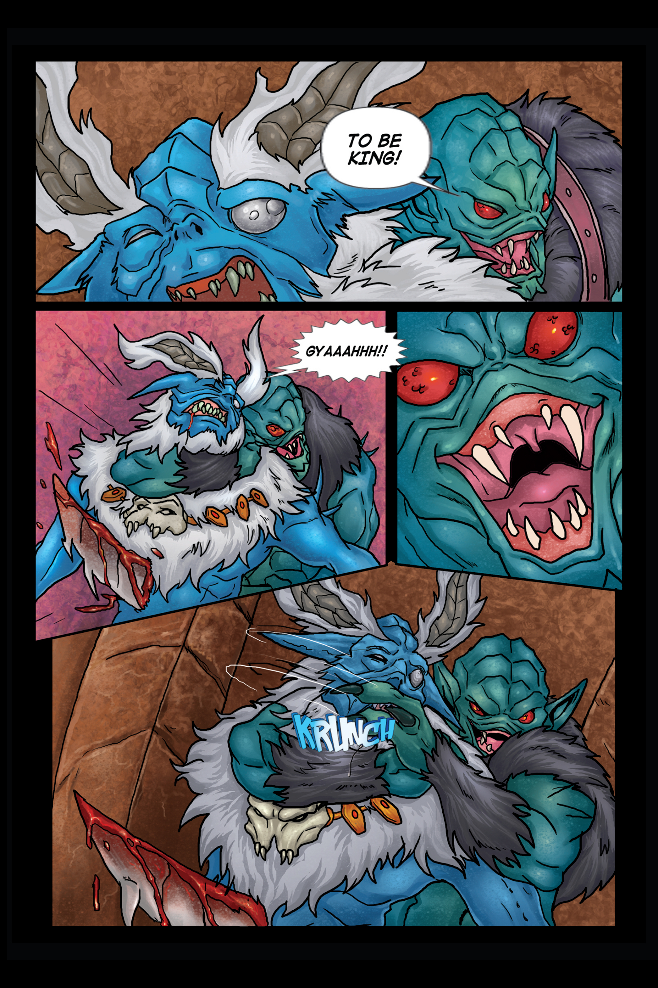 A Song of Heroes – Issue 2 – Page 10