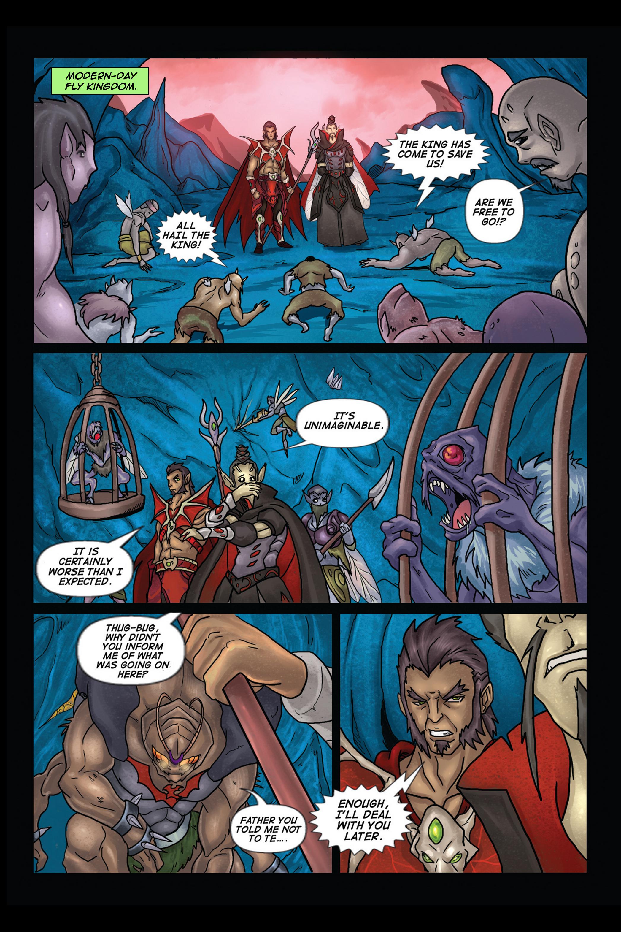 ASOH – Issue 2 – Page 1