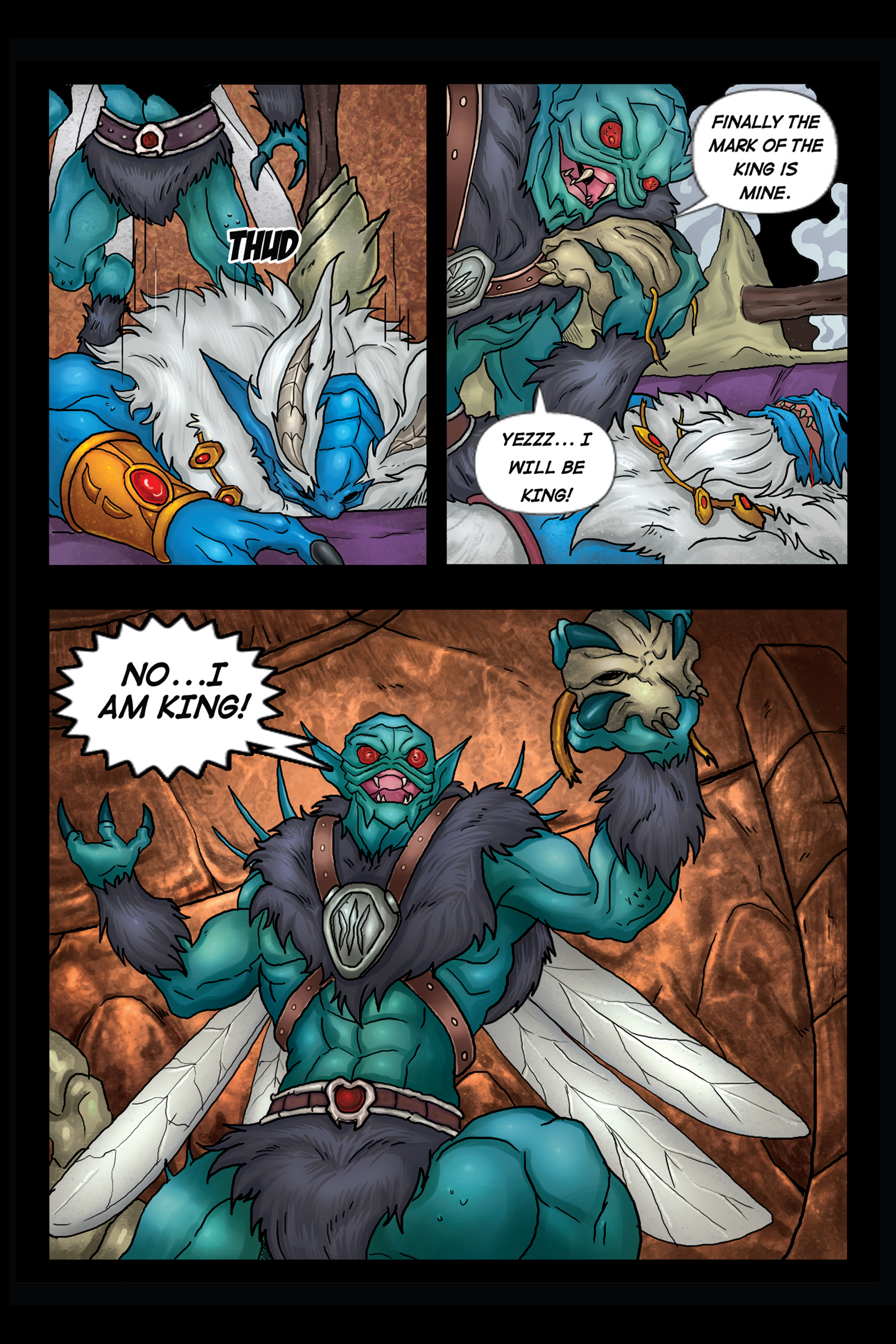 A Song of Heroes – Issue 2 – Page 11