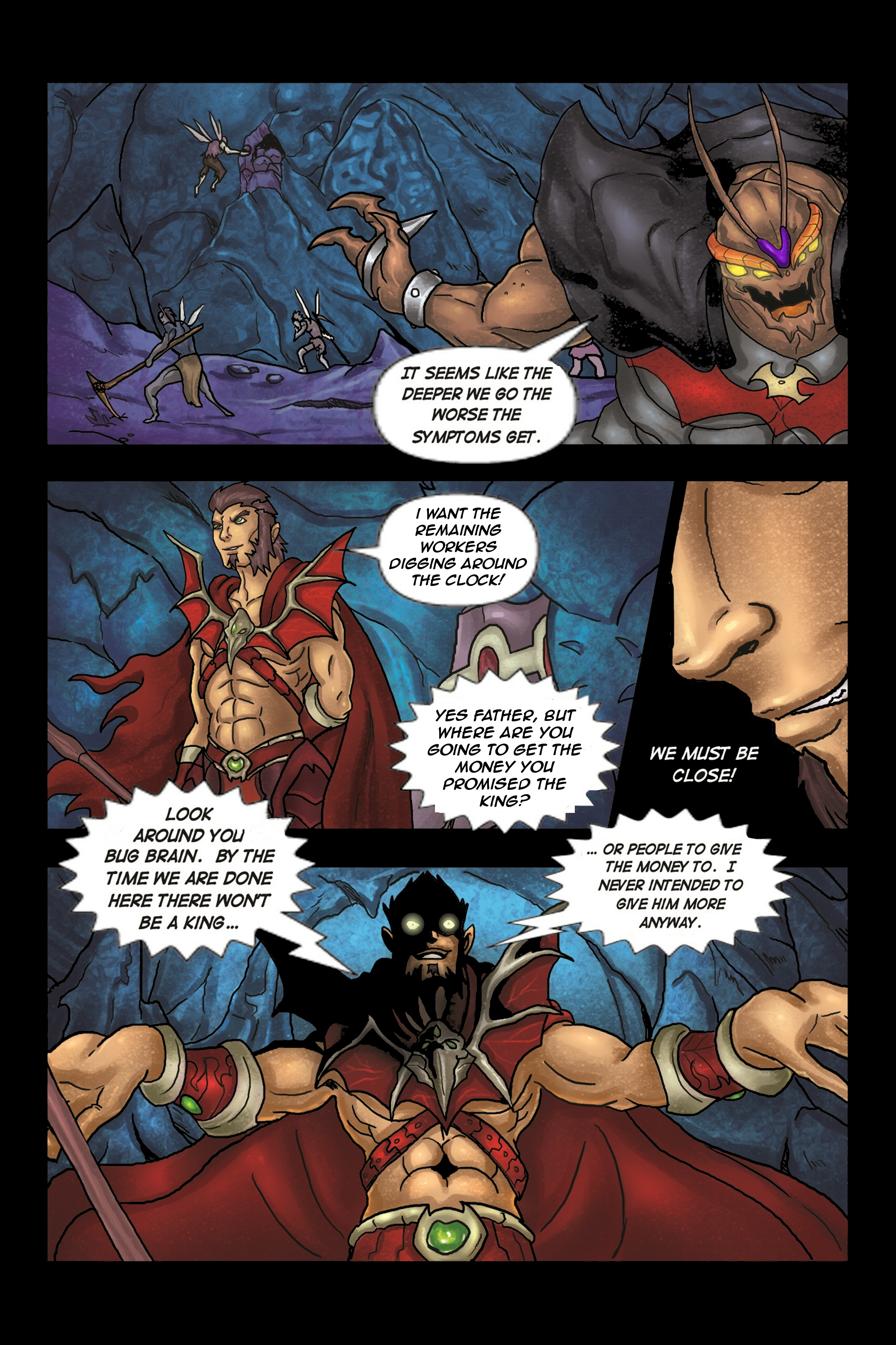A Song of Heroes – Issue 2 – Page 14