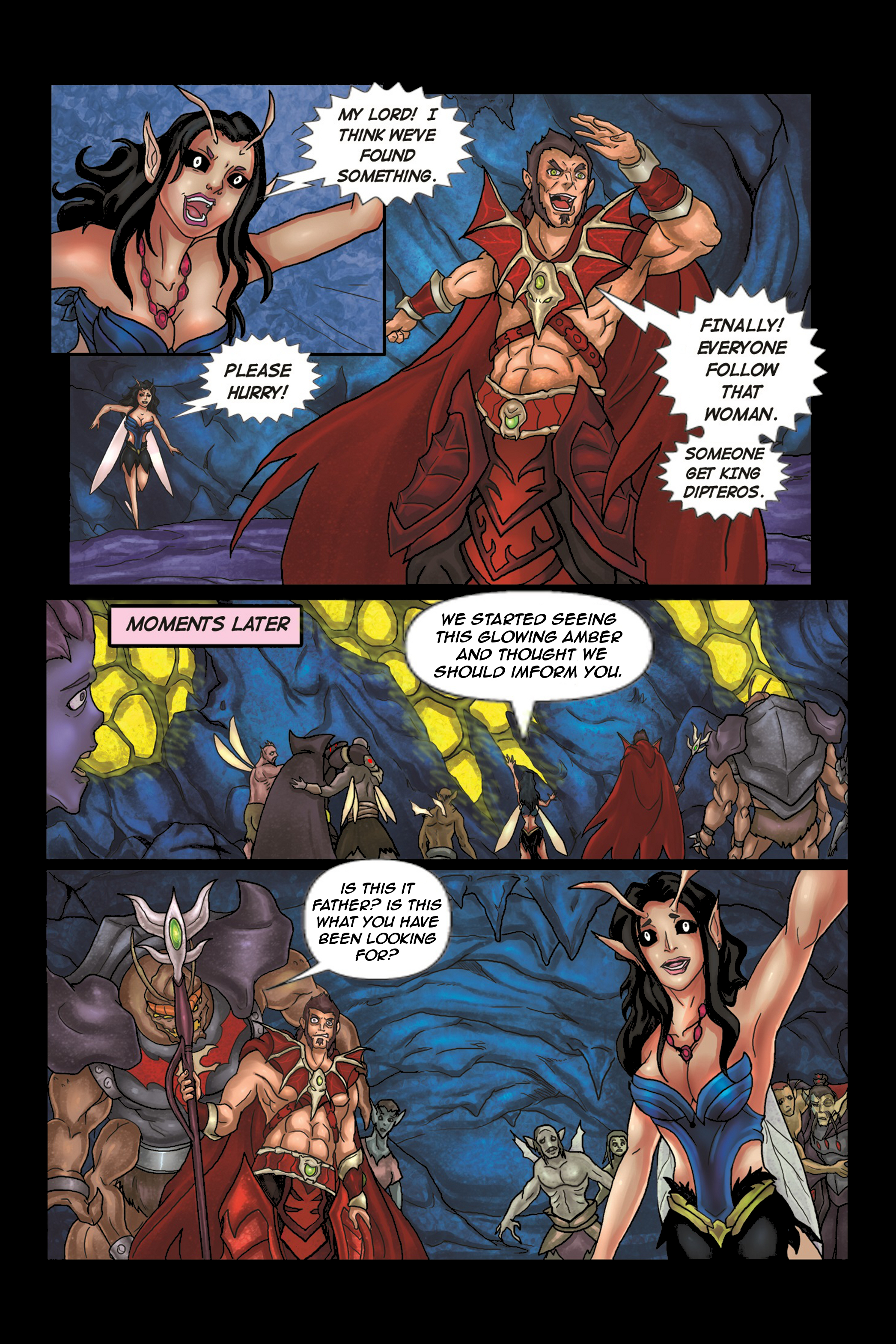 A Song of Heroes – Issue 2 – Page 15