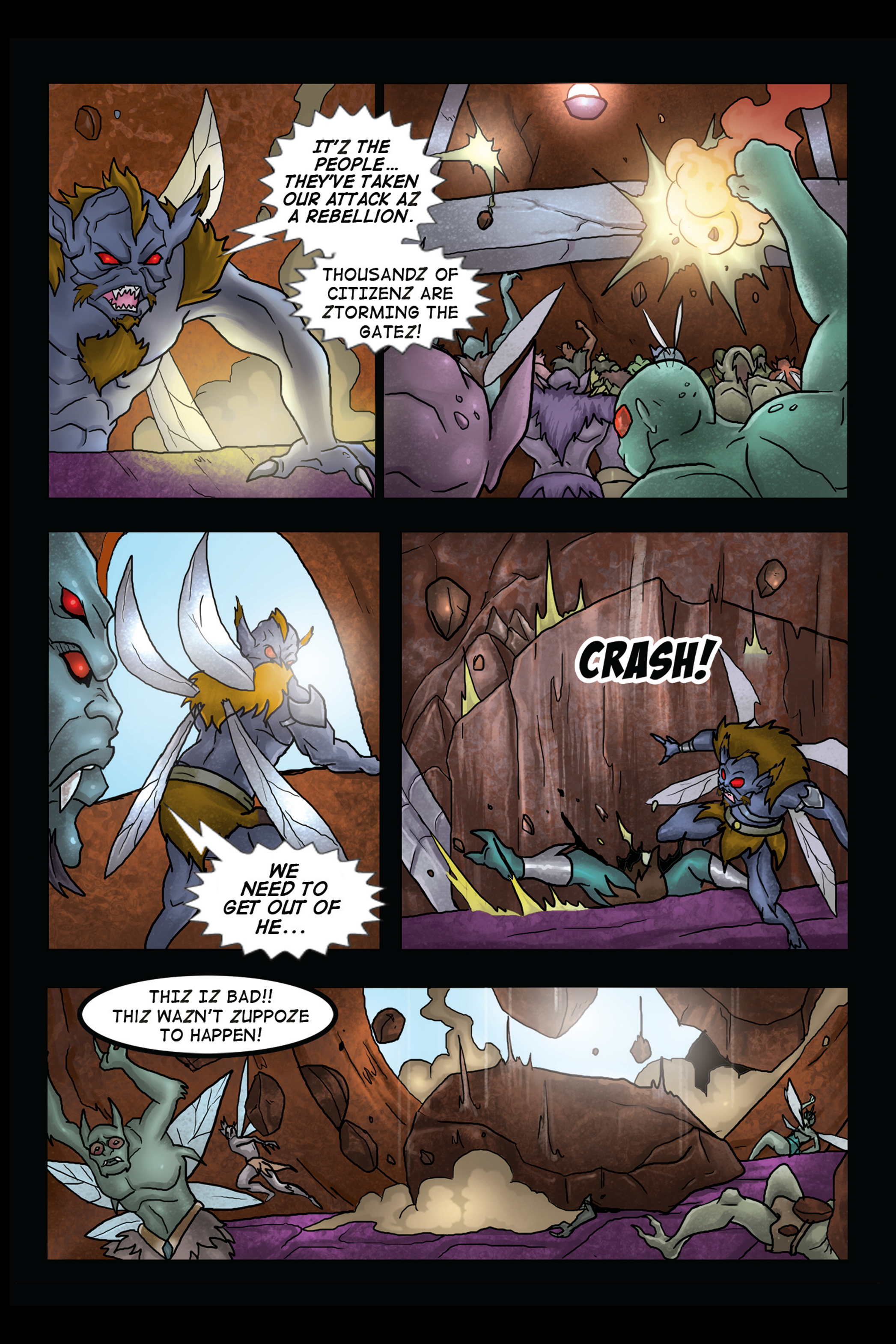 A Song of Heroes – Issue 2 – Page 24