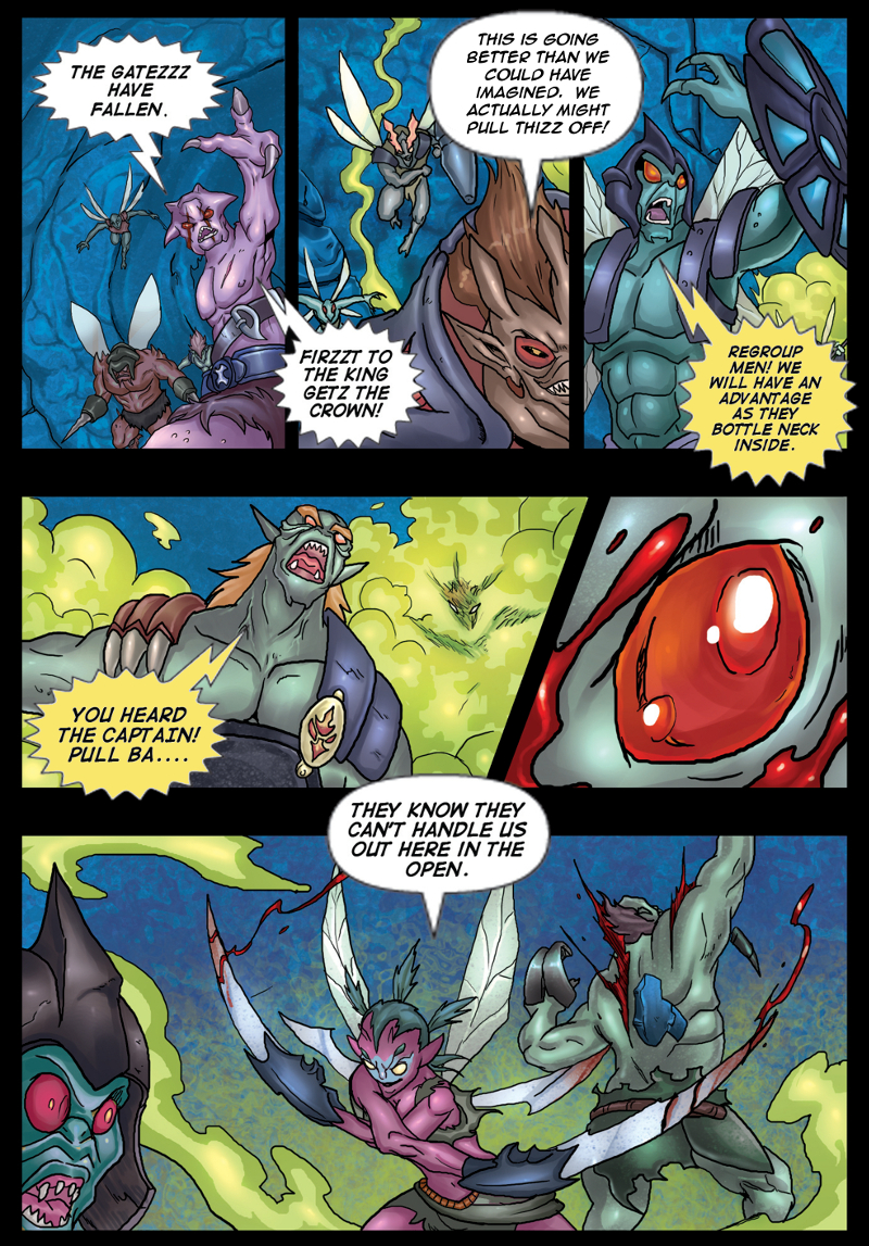 A Song of Heroes – Issue 2 – Page 18