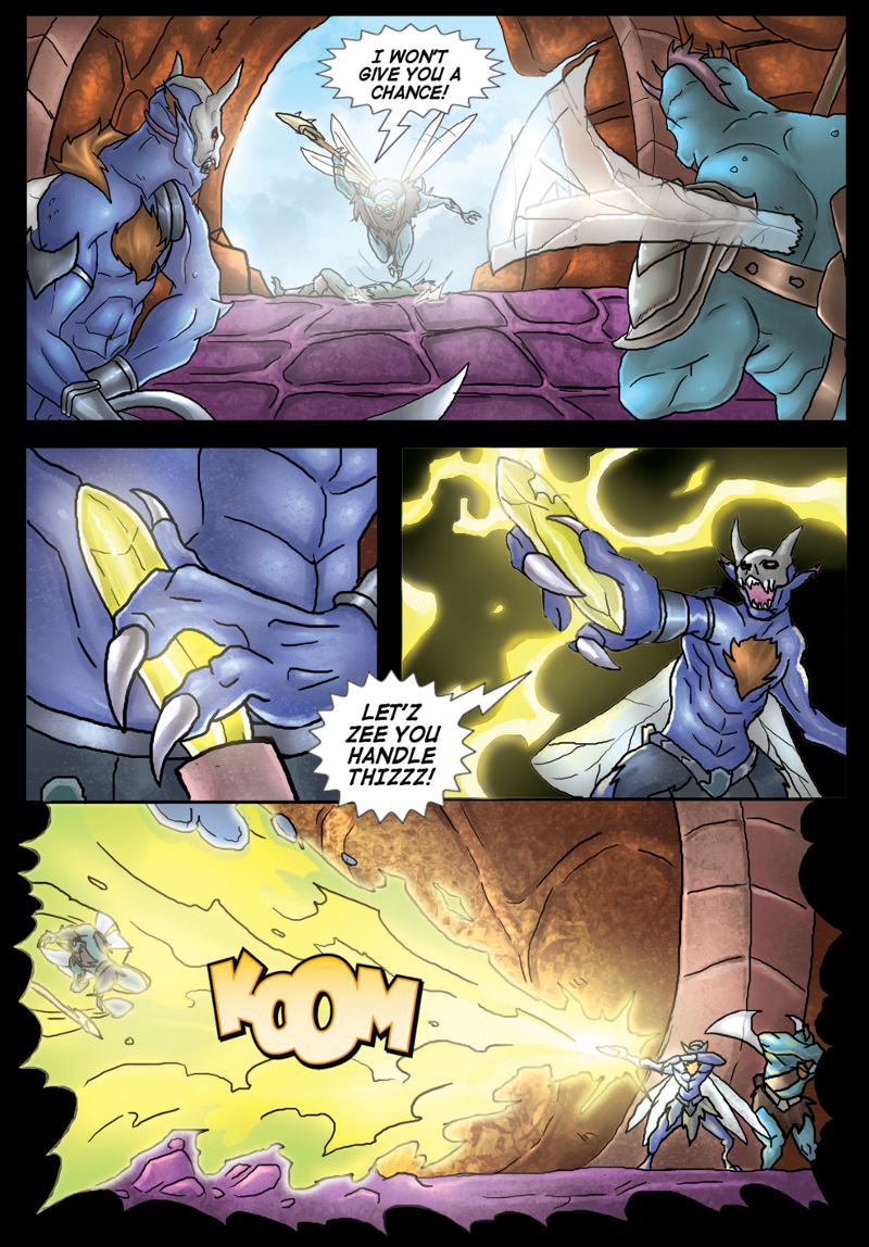 A Song of Heroes – Issue 2 – Page 22