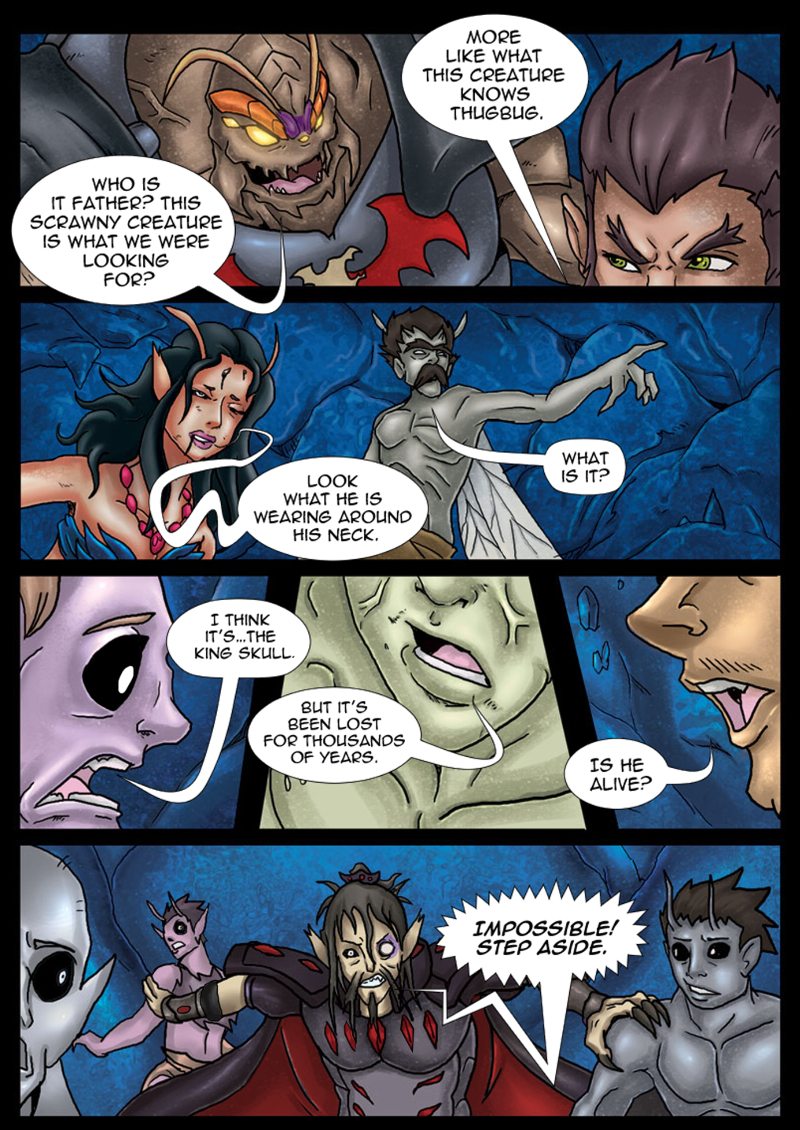 A Song of Heroes – Issue 3 – Page 2