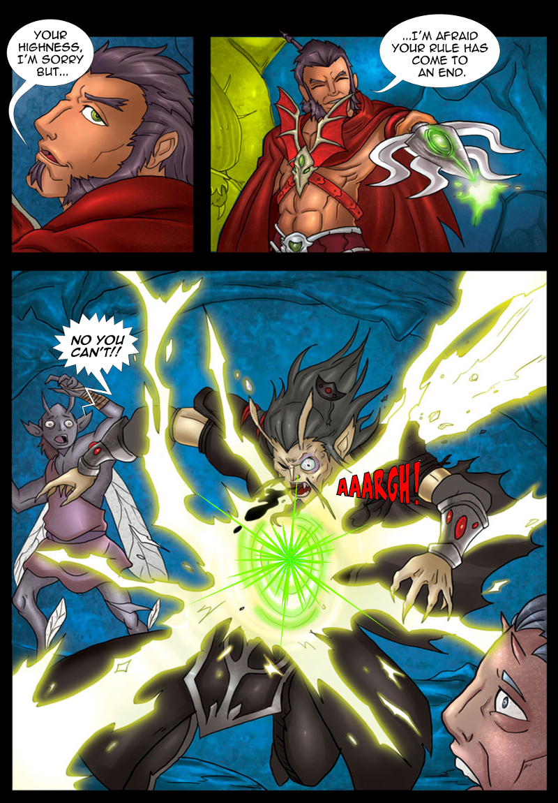 A Song of Heroes – Issue 3 – Page 11