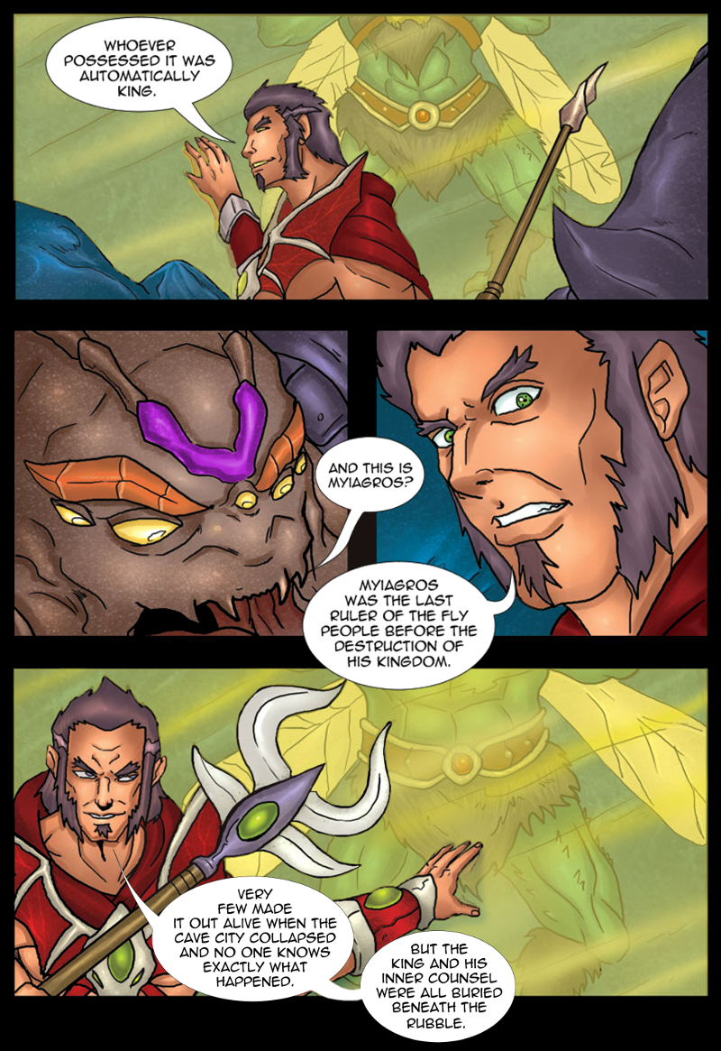 A Song of Heroes – Issue 3 – Page 4