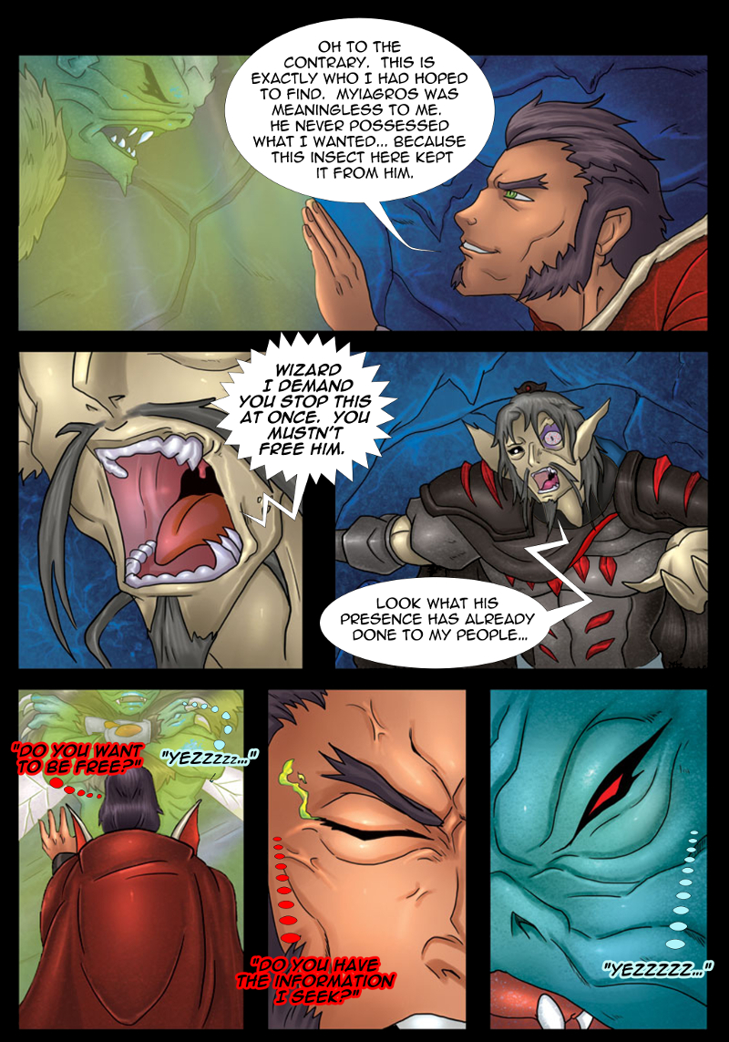 A Song of Heroes – Issue 3 – Page 9