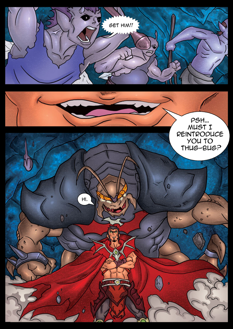 A Song of Heroes – Issue 3 – Page 14